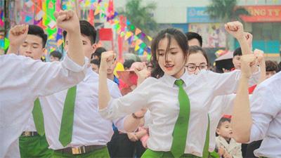 Những nữ sinh 'tài sắc vẹn toàn' của Học viện Cảnh sát Nhân dân
