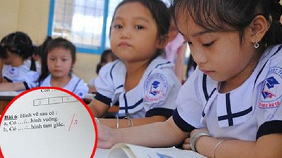 Bài toán đếm hình vuông tưởng dễ nhưng khiến học sinh và phụ huynh căng não, đáp án nằm ở 1 chi tiết khó ngờ