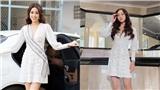 2 hoa hậu hot nhất lúc này: Khánh Vân - Lương Thùy Linh đụng một mẫu váy, vô tình hay hữu ý đều gây nhớ thương