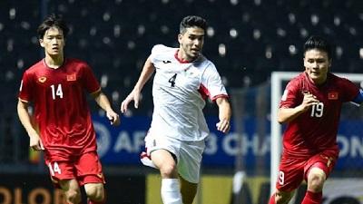 U23 Jordan không đá hoà UAE để loại U23 Việt Nam