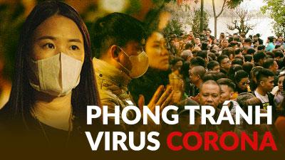 Đi lễ chùa đầu xuân, người dân vẫn 'kè kè' khẩu trang phòng tránh virus Corona