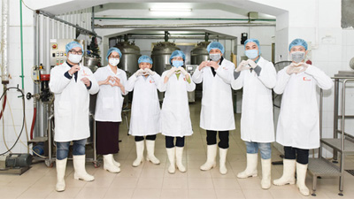 ĐH Bách khoa Hà Nội sẽ phát 4.000 lít dung dịch sát khuẩn cho cán bộ, sinh viên