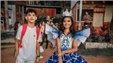 Anh trai nhà người ta khiến cả thiên hạ ghen tị: Tự tay may váy dạ hội cho em gái, giật sạch spotlight trong buổi tiệc tốt nghiệp