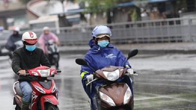 Thời tiết ngày 10/3: Bắc Bộ và Bắc Trung Bộ có dông, đề phòng thời tiết nguy hiểm