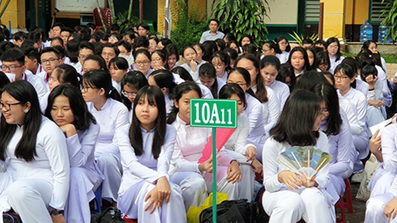 TP.HCM tiếp tục điều chỉnh thời gian đi học trở lại của học sinh, sinh viên