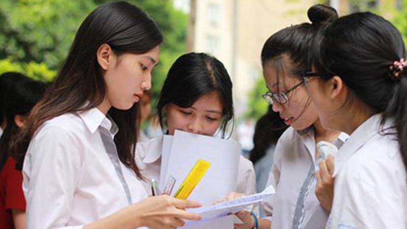 CHÍNH THỨC: Bộ GD-ĐT công bố đề thi tham khảo kỳ thi tốt nghiệp THPT năm 2020