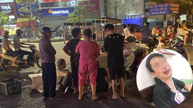 Vụ tai nạn bé trai 1 tuổi tử vong ở Hà Nội: 'Sao cháu lại bỏ ông đi thế này, đau đớn quá'