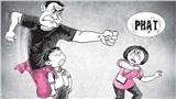 Phụ huynh đánh giáo viên tại trường: Khá giả, nóng tính...