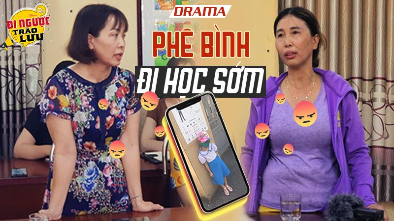 'Drama' học sinh bị phê bình vì đi học sớm: phụ huynh không sai, nhà trường không sai, chúng ta sai?!