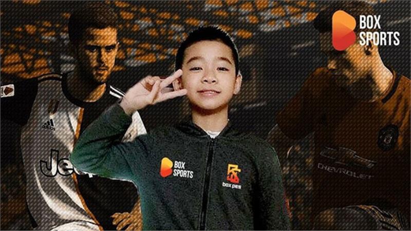 Quái kiệt 12 tuổi của làng PES Việt Nam chiến thắng game thủ số 1 xứ Hàn tạo 'địa chấn'