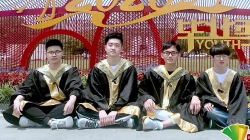 Hội trai giỏi KTX: Trúng tuyển trở thành nghiên cứu sinh, nhận thông báo nhập học từ 15 trường nổi tiếng