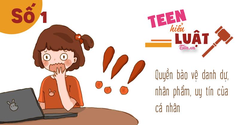 Teen hiểu Luật số 1: Bỗng 1 ngày bạn bị... 'đòi nợ' trên Facebook