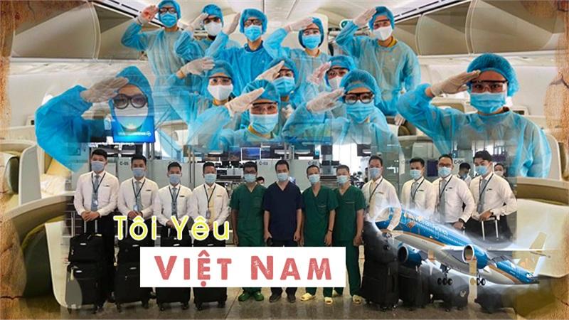 Dù đi đâu và xa cách bao lâu thì Việt Nam vẫn là đất mẹ thiêng liêng nhất