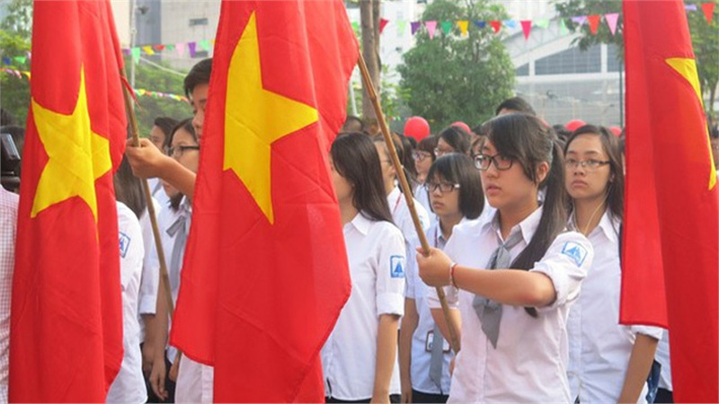 Các trường ở Hà Nội không khai giảng quá 45 phút