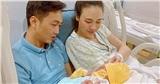 Khoe ảnh 'tiểu công chúa' mới sinh, Đàm Thu Trang và Cường Đô La được khen chăm con khéo quá