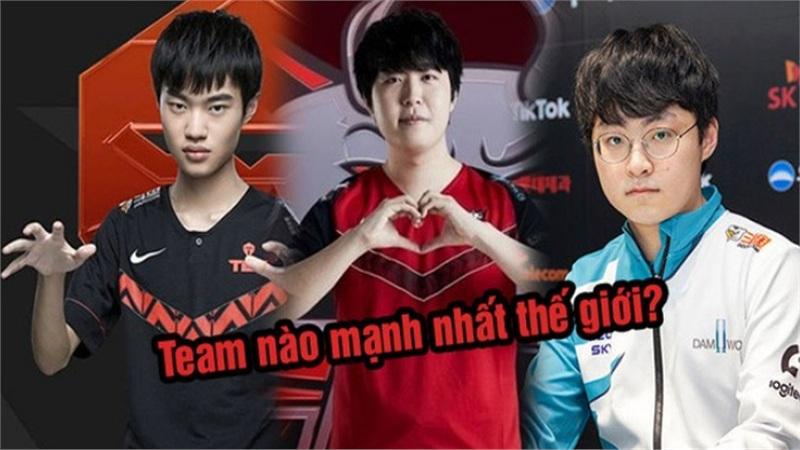 Không phải Top Esports hay JD Gaming, HLV cvMax cho rằng DAMWON Gaming là team mạnh nhất thế giới