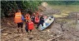 Tiếp tục nỗ lực tìm kiếm nạn nhân tại thủy điện Rào Trăng 3; 2 cano và 5 thuyền lớn ngược dòng lòng hồ thủy điện đến Rào Trăng 4