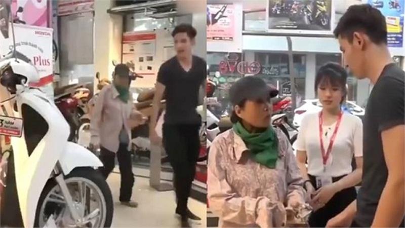 Đòi mẹ về vay ngân hàng, thế chấp sổ đỏ để lấy tiền mua xe SH, nam sinh nhận ngay cái kết bất ngờ từ chủ cửa hàng xe máy