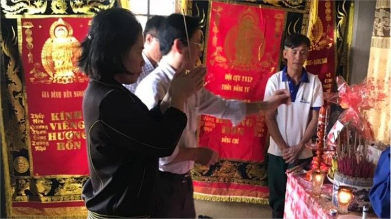 Xót xa gia cảnh của cán bộ thôn ở Quảng Bình qua đời do kiệt sức khi giúp dân chống lũ