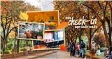 Góc check-in đẹp ngất ngây của các trường đại học: Sinh viên đến giảng đường chỉ có thích mê