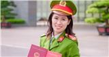 Nữ sinh Hà Tĩnh từng đạt giải Nhất quốc gia môn Lịch sử tốt nghiệp xuất sắc Học viện Cảnh sát Nhân dân
