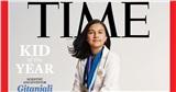 Cô bé 15 tuổi được bình chọn là 'Thiếu niên của năm', cuộc trò chuyện ngắn với Angelina Jolie cho thấy trí tuệ thực sự hơn người