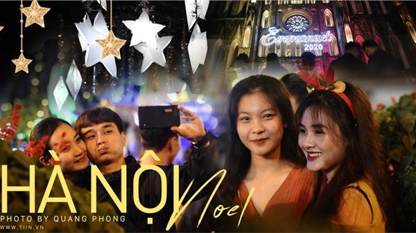 Loạt nhà thờ ở Hà Nội trang hoàng lộng lẫy đón giáng sinh