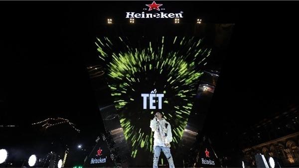 Mãn nhãn trước đại tiệc âm nhạc Heineken Countdown 2021