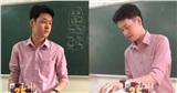 Thầy giáo bất ngờ nhận danh xưng 'soái ca' bởi loạt khoảnh khắc được học trò chụp lén cực dễ thương