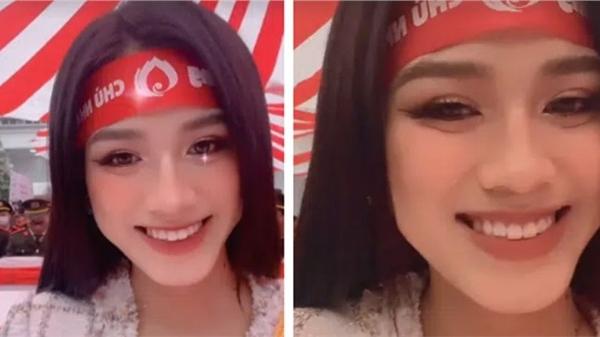 Mới 19 tuổi nhưng Hoa hậu Đỗ Thị Hà đã lộ khuyết điểm mà các sao nữ thường gặp khi lão hóa
