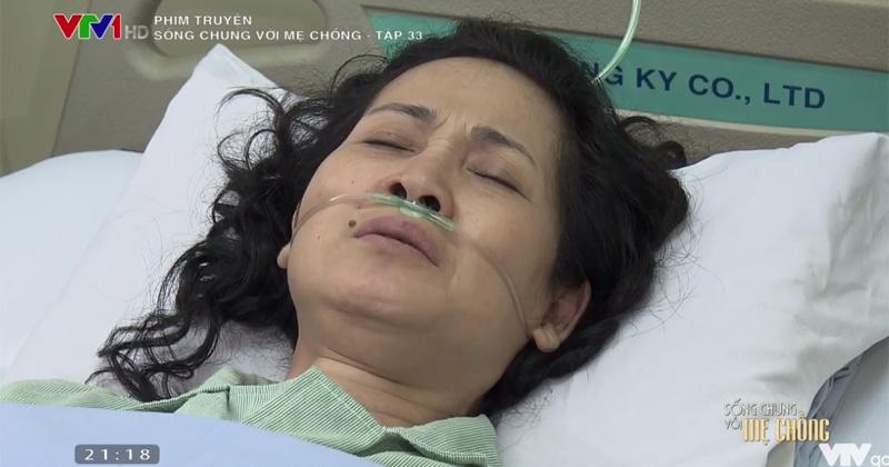 Diễn biến tập kề cuối Sống chung với mẹ chồng: Bà Phương nhập viện và hành động gây bất ngờ của Minh Vân