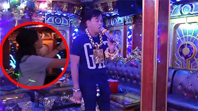 Vào phòng karaoke 3 tỷ, Phúc XO khẳng định sẽ 'hát như ca sĩ' cho đến khi cất giọng