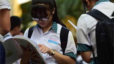 Website Sở Giáo dục Hà Nội tê liệt trước giờ công bố điểm chuẩn