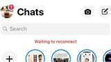 Facebook Messenger gặp lỗi tại Việt Nam, liên tục yêu cầu kết nối lại