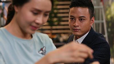 'Hoa hồng trên ngực trái': Cặp đôi Khuê - Bảo khó đến với nhau khi xuất hiện nhân vật chọc phá cao tay?