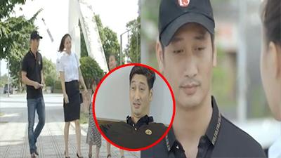Đoạn tiếp 'Hoa hồng trên ngực trái': Thái câng câng khi tìm Khang nhờ giúp đỡ, lại thể hiện 'gương mặt đáng thương' muốn quay về bên Khuê?