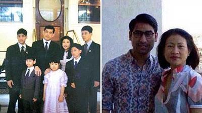 Vương phi bị Quốc vương Thái Lan trục xuất vì tội ngoại tình cùng 4 người con trai không được thừa nhận giờ có cuộc sống ra sao?