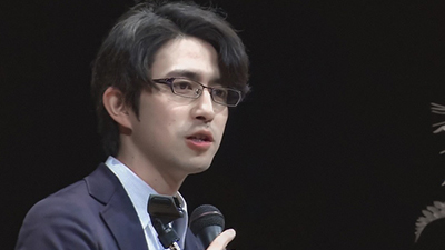 Giáo sư Nhật Bản đẹp trai như tài tử điện ảnh khiến dân mạng không thể rời mắt