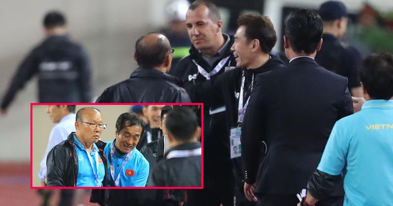 Liên đoàn BĐ Thái Lan lập tức tung hình phạt trợ lý miệt thị thầy Park, nhưng liệu có làm fans Việt thỏa mãn?