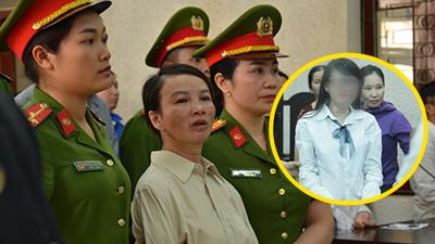 Mẹ bị tuyên 20 năm tù, chị gái nữ sinh giao gà khóc nức nở nói 'mẹ tôi bị oan'