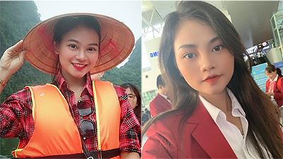 Nhan sắc xinh đẹp của nữ nhân viên y tế đoàn thể thao Việt Nam tại SEA Games 30 thu hút cộng đồng mạng