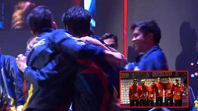 Bán kết Mobile Legends - Bang Bang: Thất bại trước chủ nhà Philippines, đội tuyển Việt Nam ra về trong vô vàn nuối tiếc của fan hâm mộ