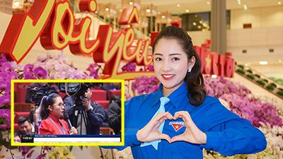 Nữ đại biểu gây sốt sau vài giây 'lên sóng' Thời sự: MC nổi tiếng Đà Nẵng, từng là 'gương mặt vàng' của HTV