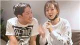 Trấn Thành khiến Hari Won nổi giận, đập khẩu trang vì nói: 'Cái này của chồng công chồng, vợ chẳng có gì hết'