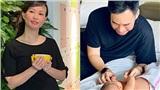 Shark Linh ngọt ngào khoe khoảnh khắc ông xã chơi với con gái mới sinh, đặc biệt phong cho chồng vị trí cực cao