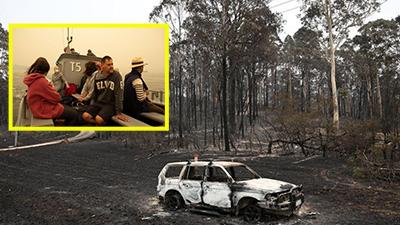 Ghê sợ với tiết lộ về 'kẻ chủ mưu' gây cháy rừng thảm họa ở Úc: 'Nhóm này thích đốt lửa, rất hào hứng khi thấy lửa lan rộng'