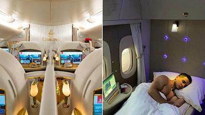 Muốn biết khoang máy bay hạng nhất, thương gia và phổ thông khác nhau ra sao, cứ nhìn vào hãng hàng không tốt nhất thế giới này là chuẩn nhất!