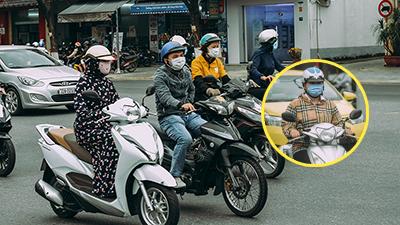 Nhiệt độ giảm đột ngột, người Đà Nẵng phủ kín ra đường: 'Không sợ gì, chỉ sợ corona!'