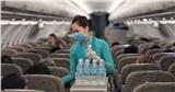 Tin mới về chuyến bay có nữ tiếp viên VNA vừa mắc Covid-19: Có 221 người trên chuyến bay, 7 người đã di chuyển vào TP. HCM
