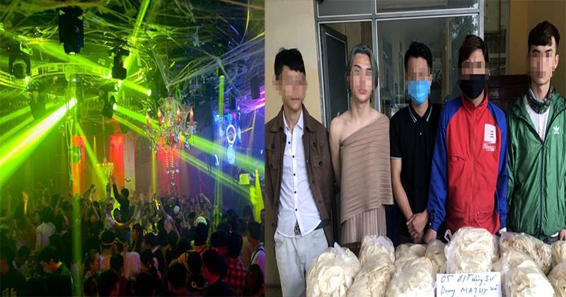 Bất chấp kêu gọi của chính quyền để chống Covid-19, quán bar Hà Nội mở cửa xuyên đêm để kiếm lời, đóng cửa khi công anđến kiểm tra